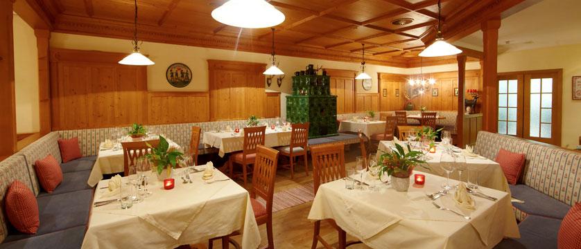 Hotel Seerose, Fuschl, Salzkammergut, Austria - Restaurant.jpg